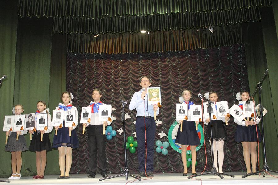 Фестиваль вокалистов «Пою моё Отечество» прошёл на хабарской сцене